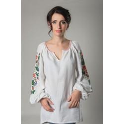 Chemise Brodée femme